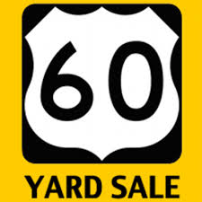 Highway 60 Yard Sale